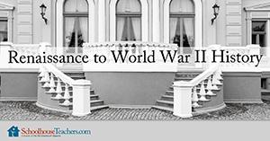 World War II homeschool history