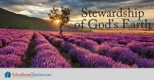Christian stewardship lesson
