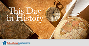 Homeschool History This Day in History