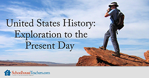 Homeschool History United States History to Present Day