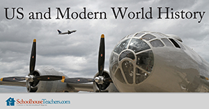 Homeschool History US and Modern World History