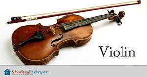 Violin Homeschool Music