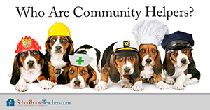 who are community helpers