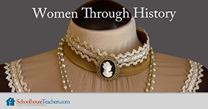 Homeschool History Women Through History